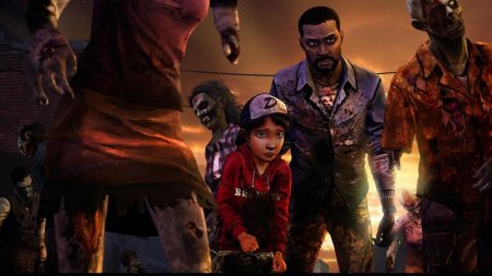 The Walking Dead: The Telltale Definitive Series уже совсем скоро